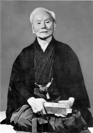 gichin-funakoshi-shotokan