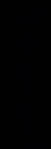 karatedo_kanji_vertikal